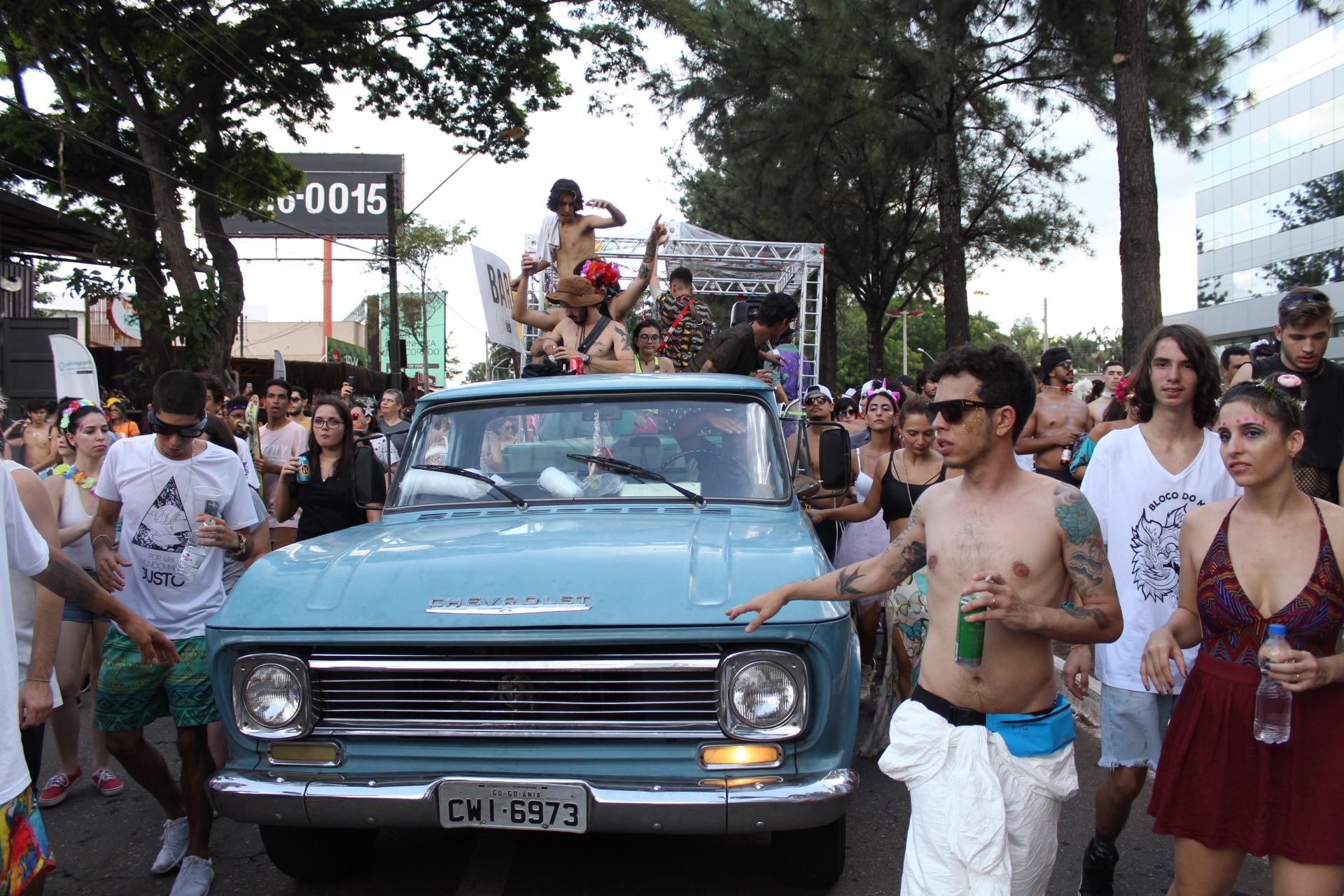 Bloco do Mancha quer reunir 3 mil foliões em Goiânia no Carnaval