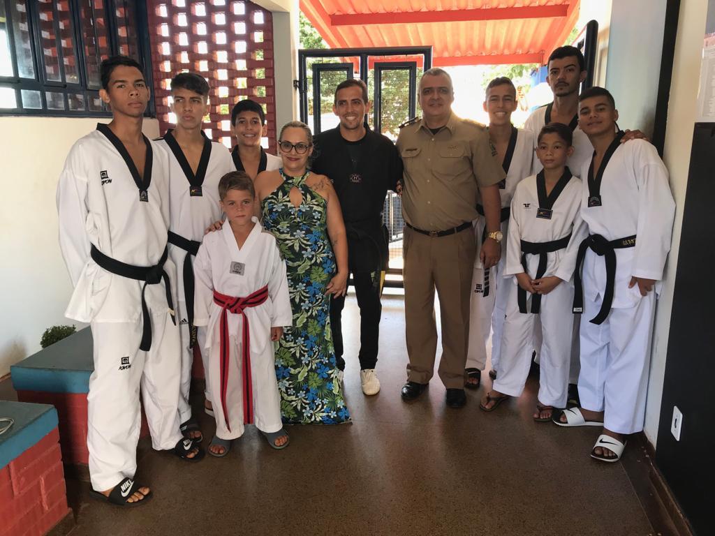 Estudante goiano se classifica para Panamericano de Taekwondo