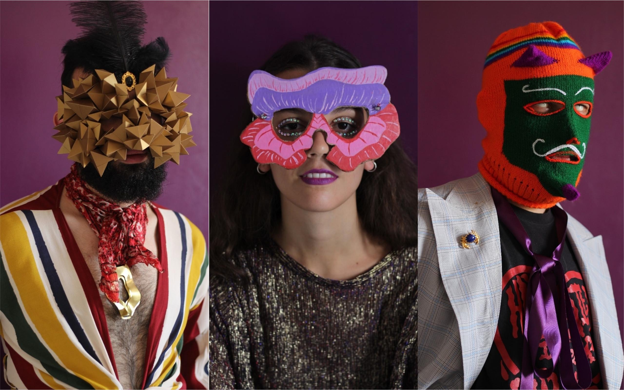 Inspirada no Carnaval, exposição 'Bailinho' chega ao Lowbrow nesta quarta-feira (13)