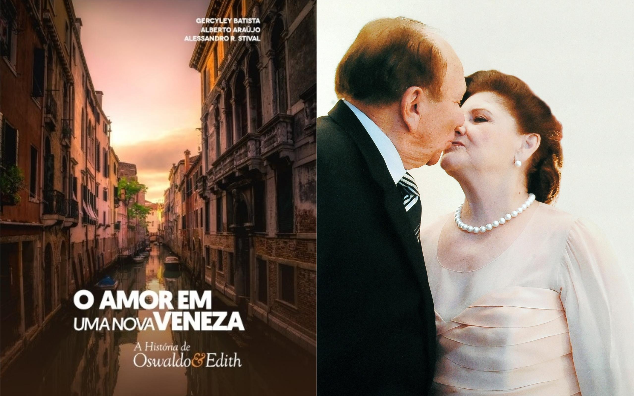 Livro sobre história de amor no interior de Goiás será lançado nesta terça-feira (12)