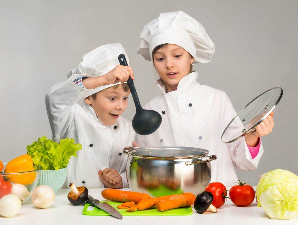 Oficina de culinária kids e Workshop sobre orquídeas integram projeto Villa Saudável