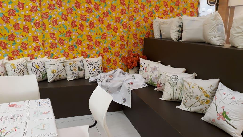 Cooperativa Bordana volta à Loja Colaborativa de shopping em Goiânia