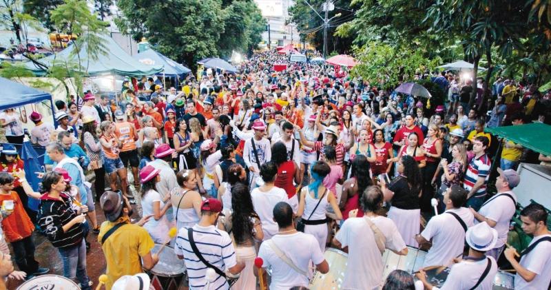 Carnaval de Goiânia está cada vez melhor