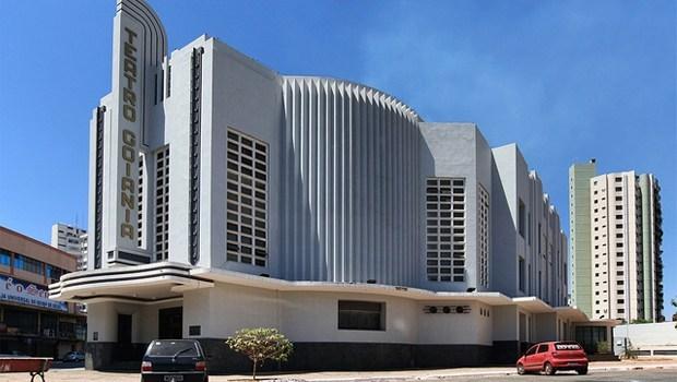 Teatro Goiânia divulga agenda de eventos em fevereiro