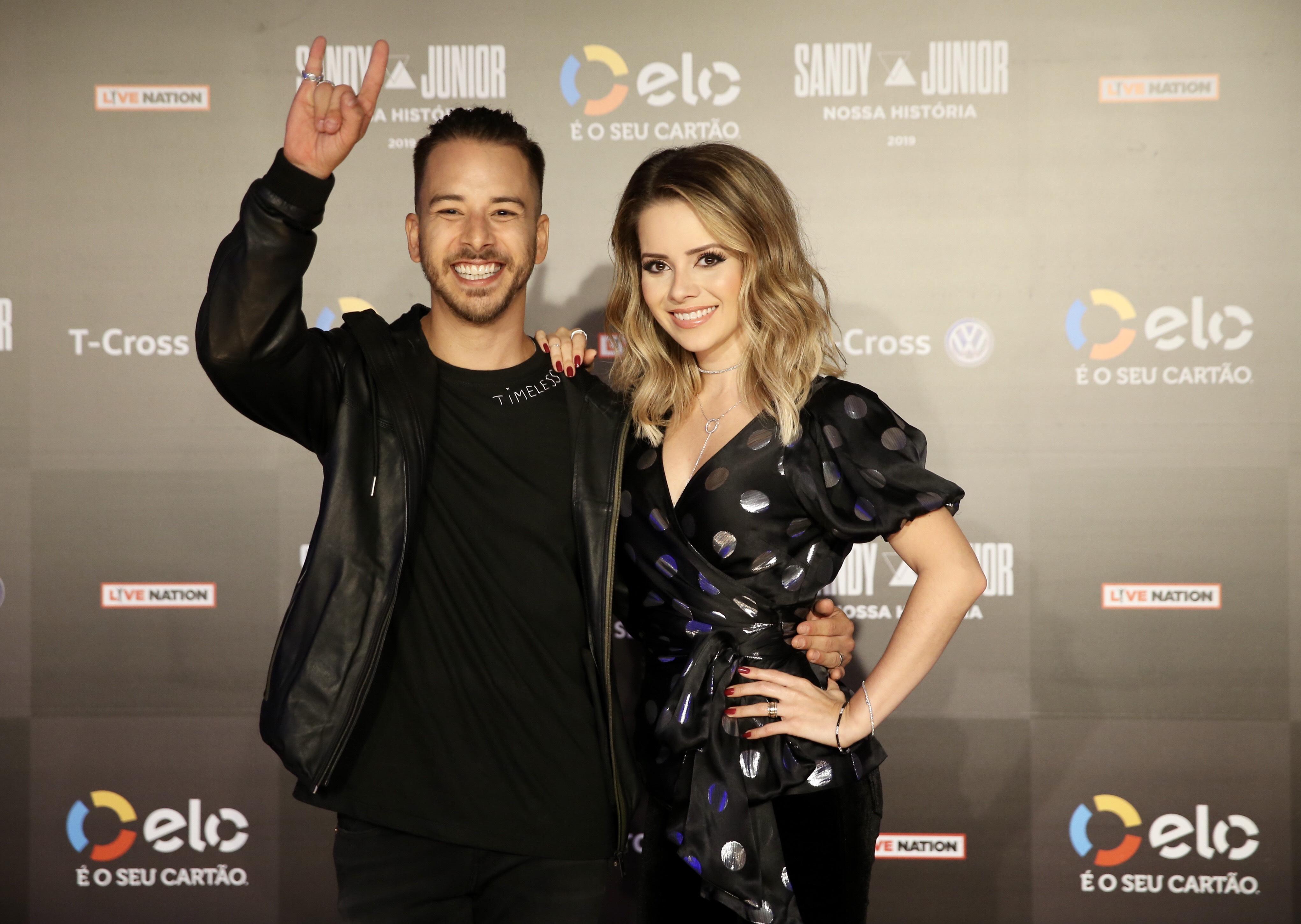 Turnê de Sandy & Junior passará por Brasília em julho