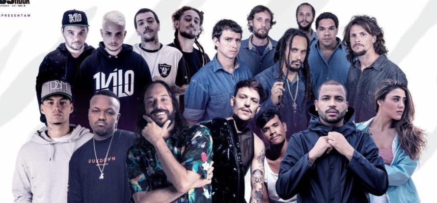Projota, Gabriel o Pensador, Um 44k e muito mais agitam festival Cerrado Mix em Goiânia