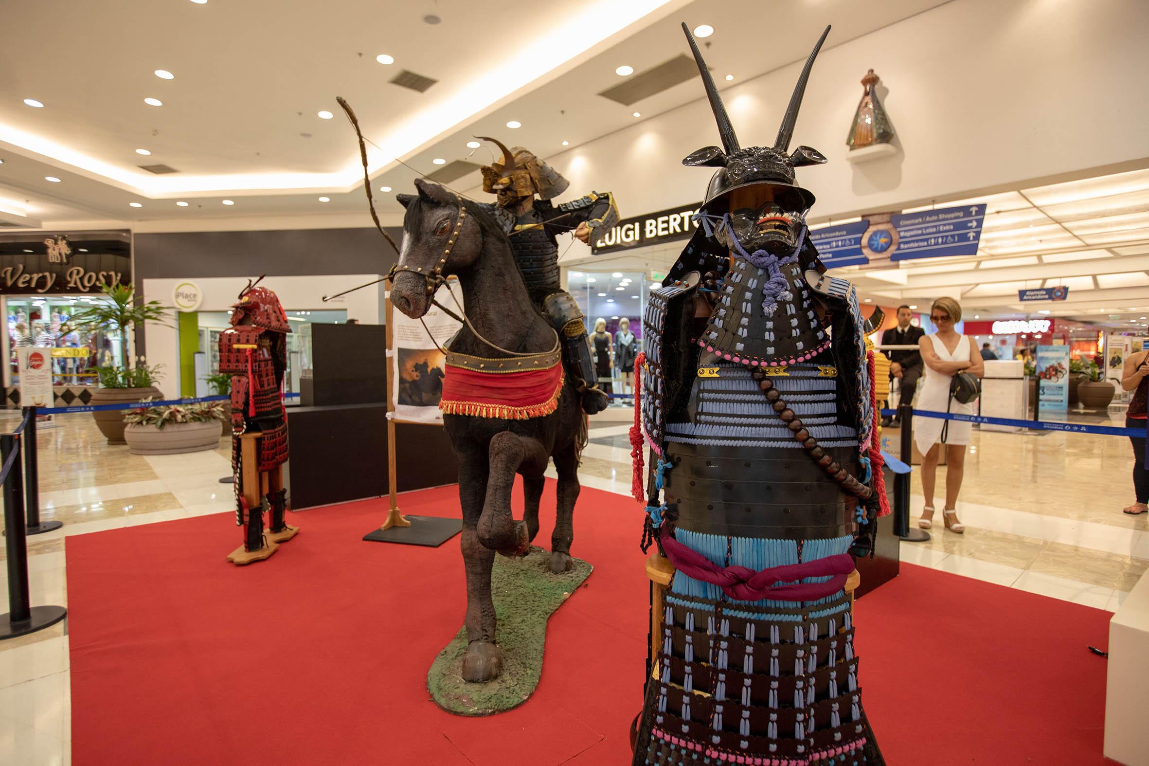 Exposição Tesouros do Japão, no Flamboyant, anuncia novas atrações culturais
