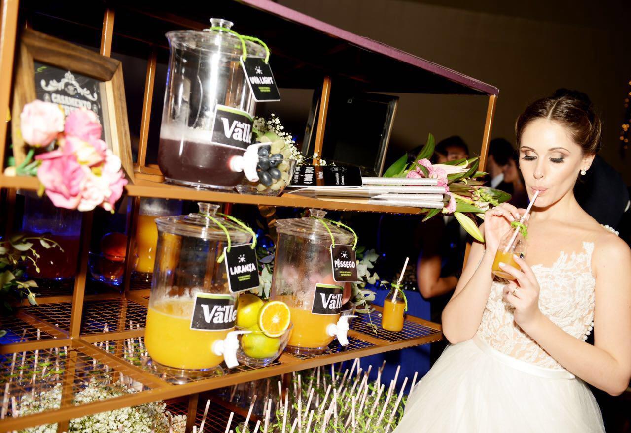 Goiânia recebe evento com degustação de bebidas e gastronomia destinado para noivas