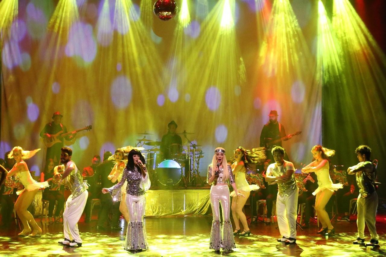 Espetáculo 'ABBA Experience In Concert' será apresentado em GoIânia