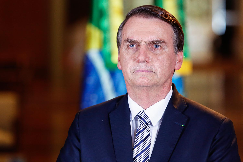 Bolsonaro nunca mentiu sobre quem ele era