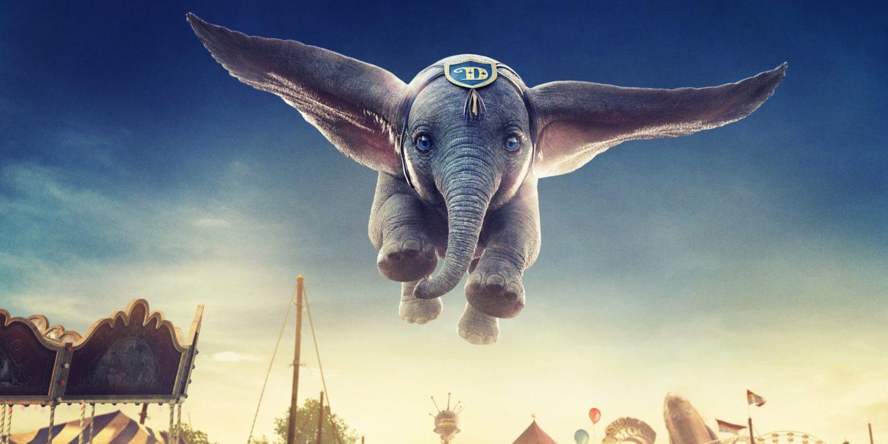 Dirigido por Tim Burton, remake de 'Dumbo' é a grande estreia da semana