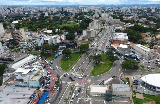 Goiânia inteira perde com o viaduto na Praça da Apolo