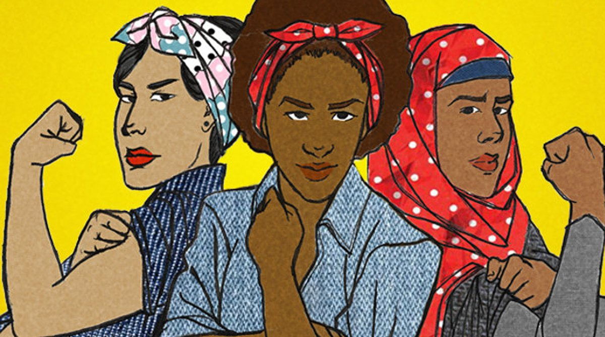 Conheça as lutas da mulher ao longo da história
