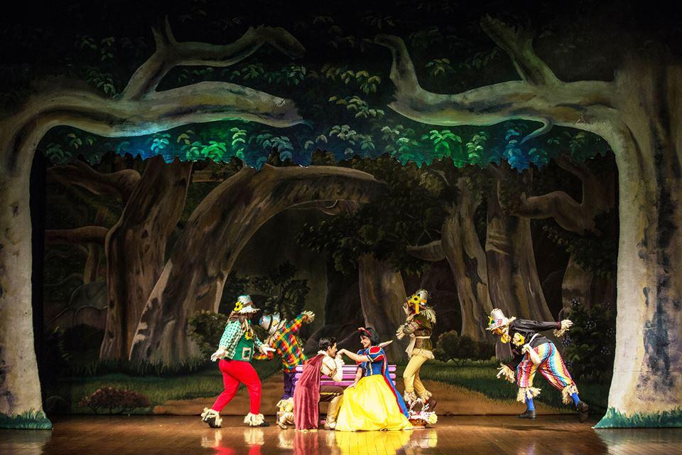 Espetáculos infantis são destaques na agenda de abril do Teatro Goiânia