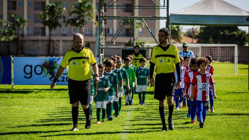 Torneio Go Cup agita Aparecida de Goiânia entre os dias 13 e 20 de abril