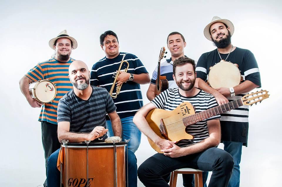 Projeto Domingo no Circo traz samba para o fim de semana goianiense