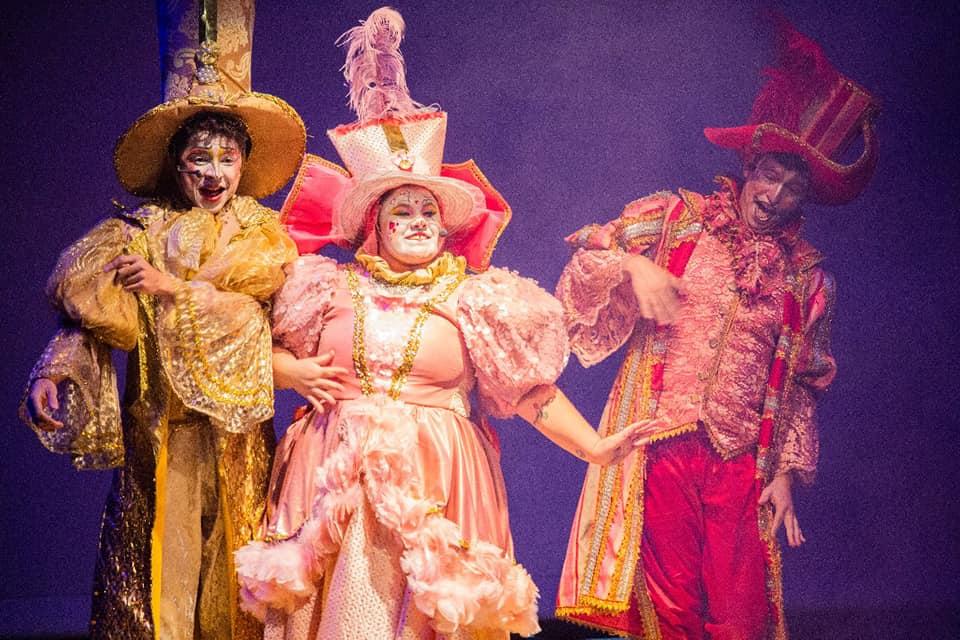 Domingo no Circo terá oficinas circenses e o espetáculo 'O Grande Circo Mágico'