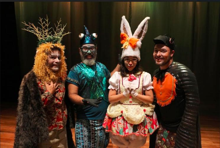 Teatro Goiânia recebe espetáculo 'Mistérios da Páscoa'