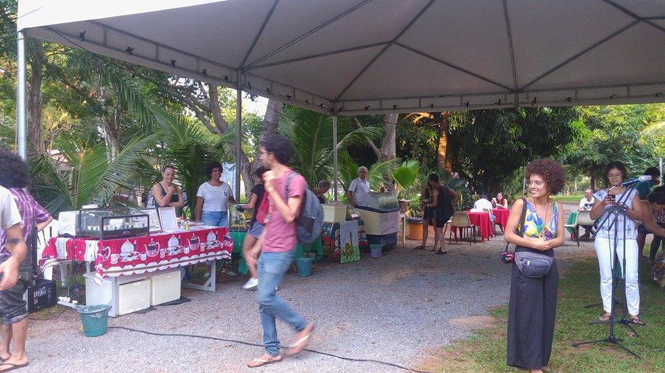 DCE Universitário em Goiânia terá feira vegana aos sábados