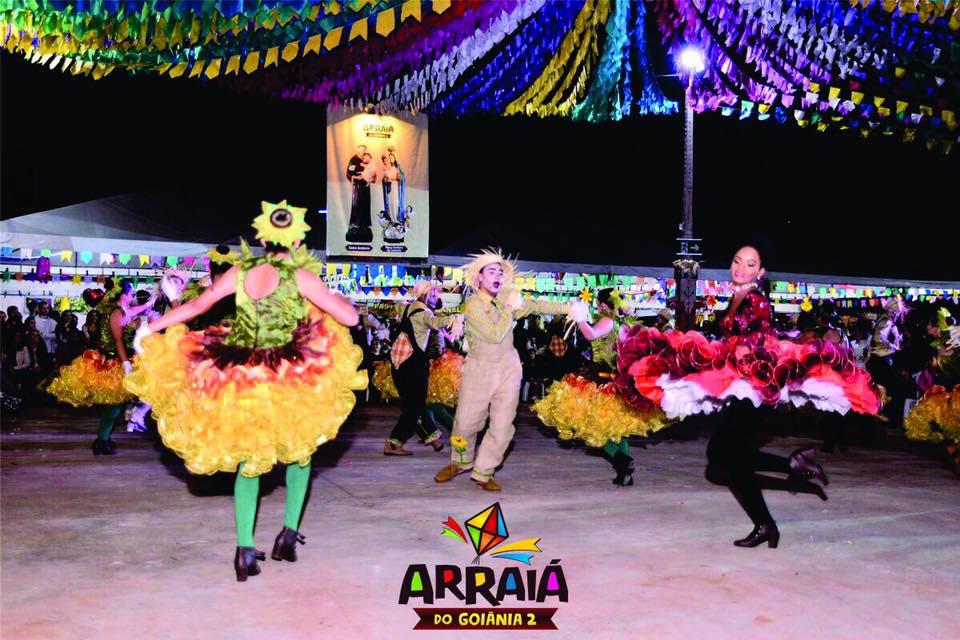 Tradicional Arraiá do Goiânia 2 começa nesta sexta-feira (31)