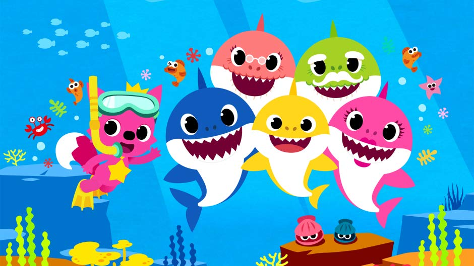 Baby Shark abre sessão extra em Goiânia