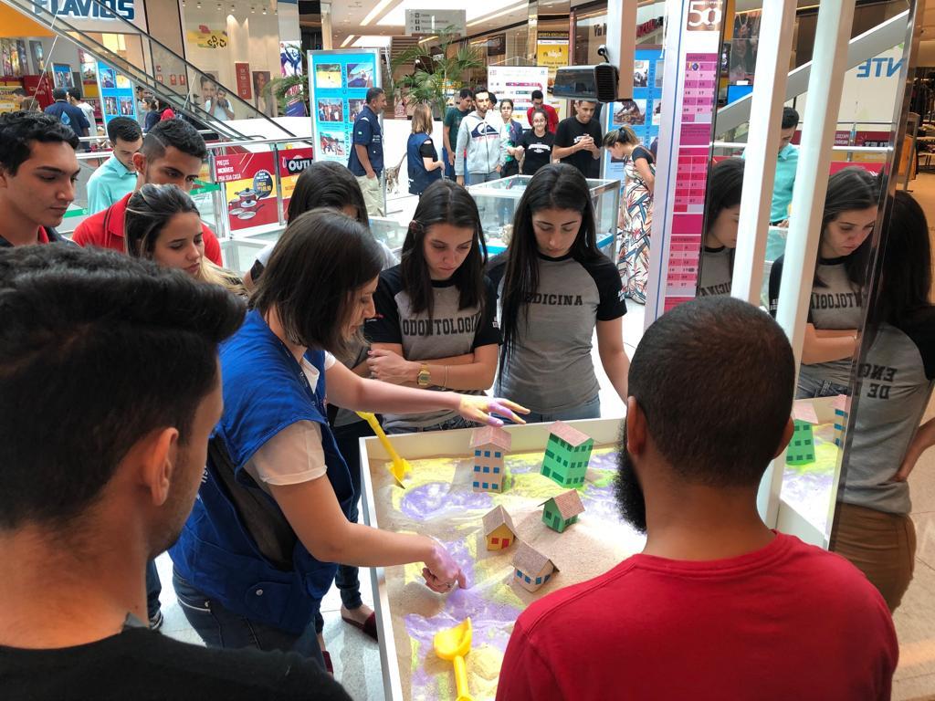 Shopping de Goiânia apresenta feira em homenagem ao Dia do Geólogo