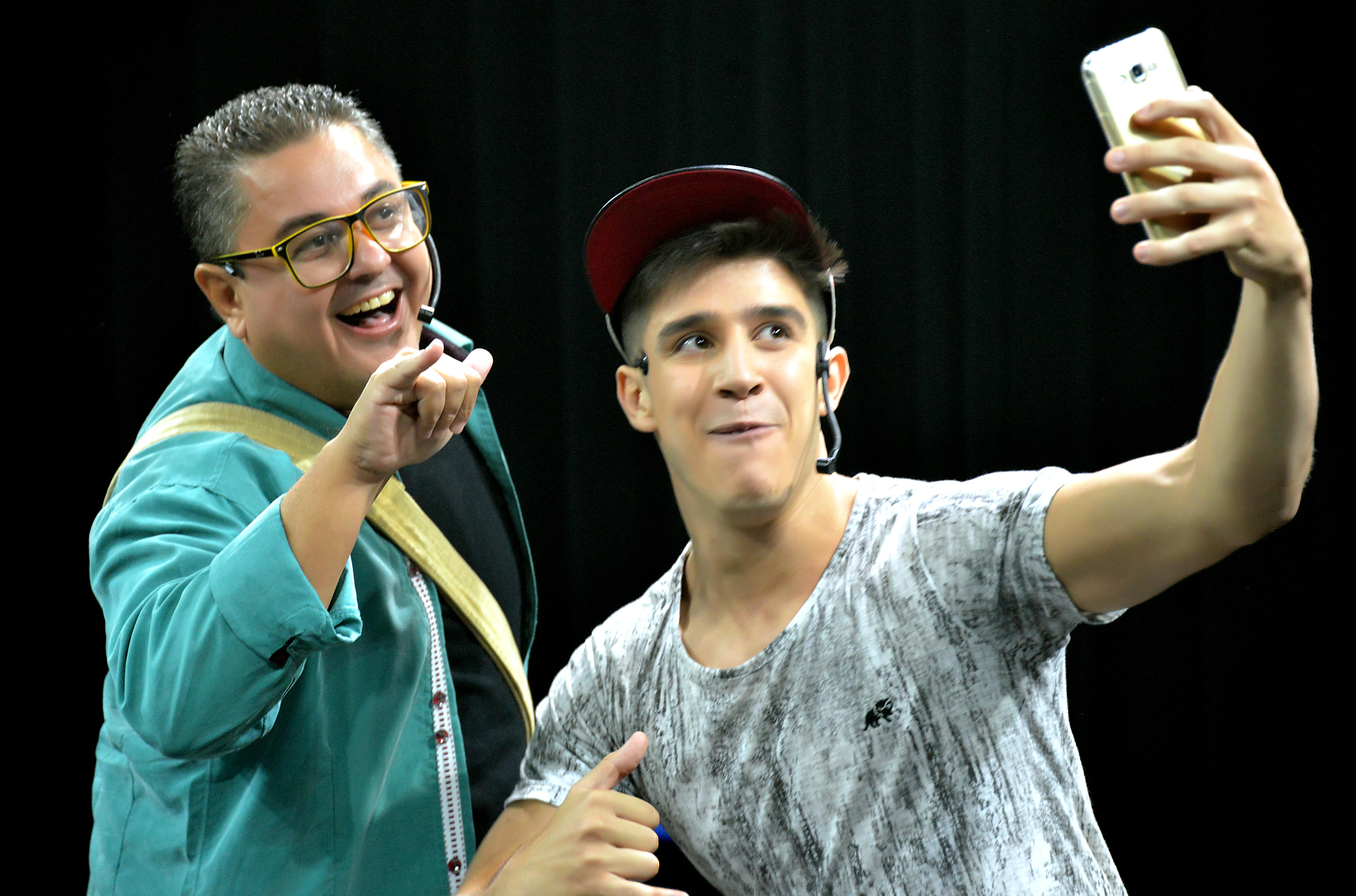 Circo Laheto recebe espetáculo 'O despertar da primavera'