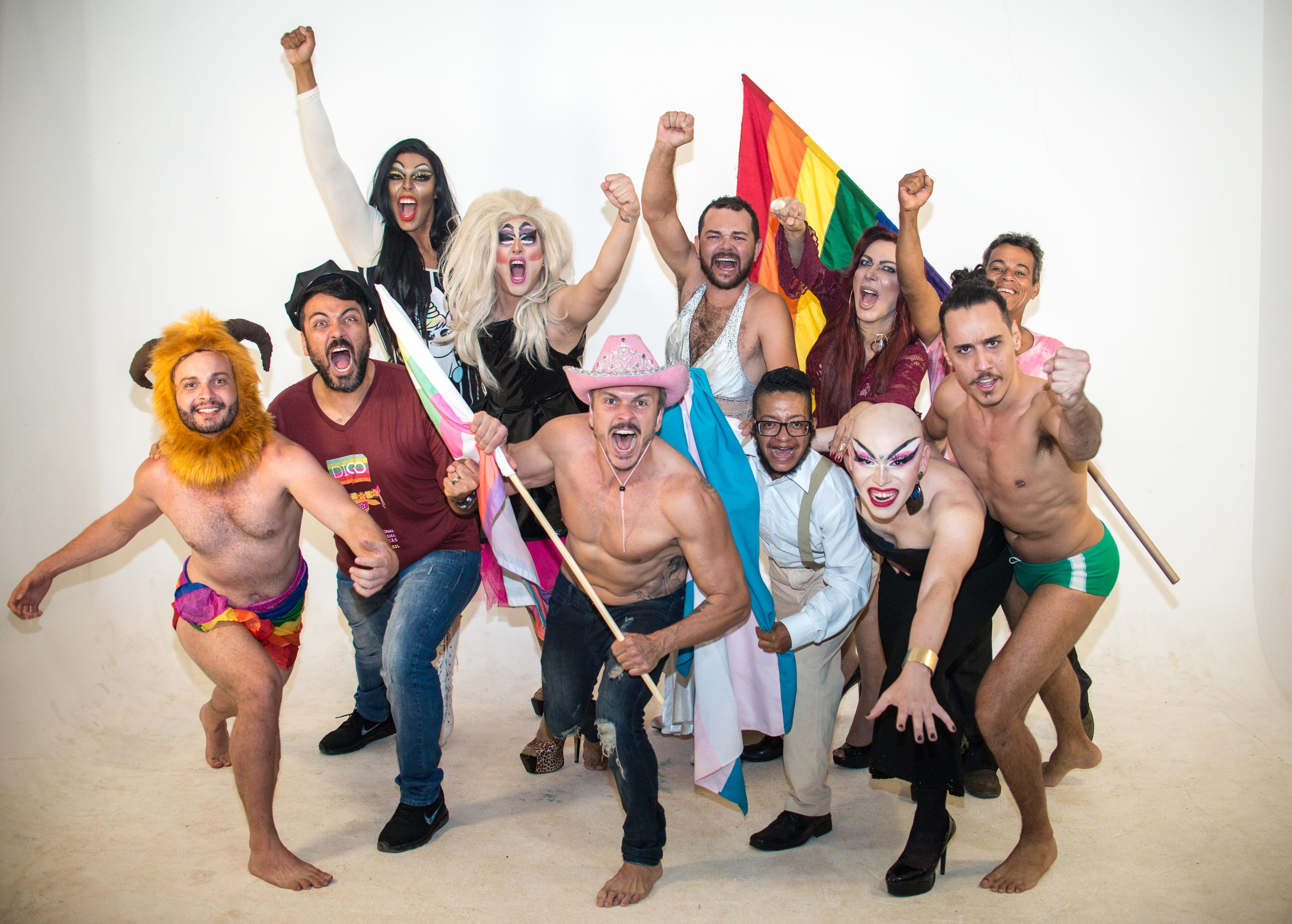 Cinema de Goiânia recebe Festival Internacional de Cinema da Diversidade Sexual e de Gênero de Goiás