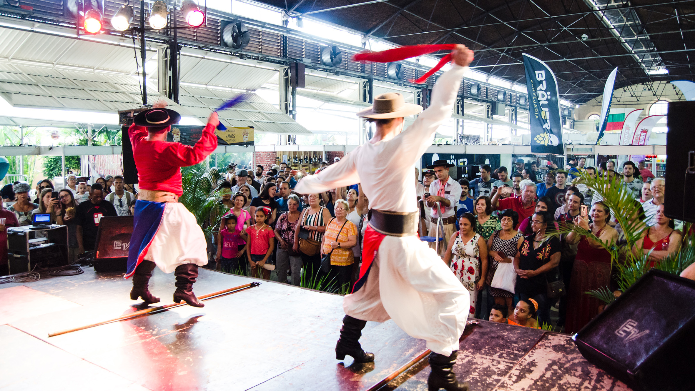 A maior feira gaúcha do país chega a Goiânia