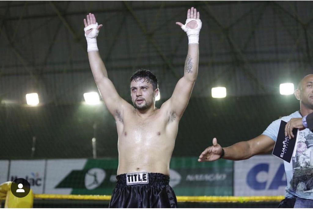 Atleta goiano de MMA e Muay Thai luta na Tailândia