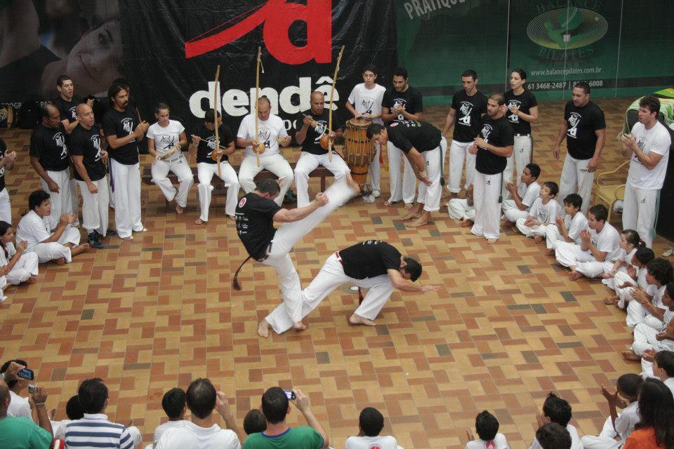 Goiânia recebe competição de capoeira a partir desta sexta-feira (31)