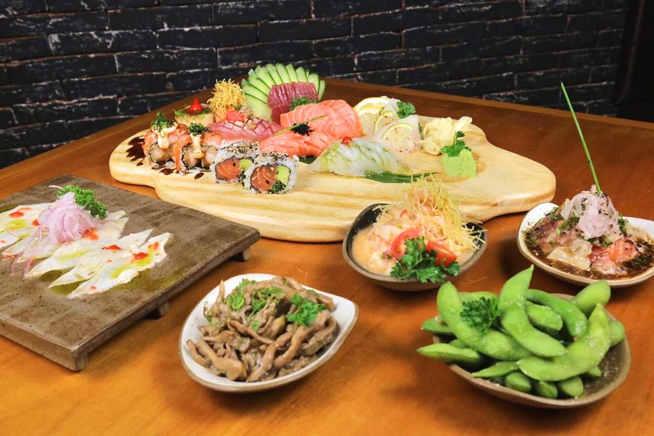 Restaurante lança menu executivo de comida japonesa em Goiânia