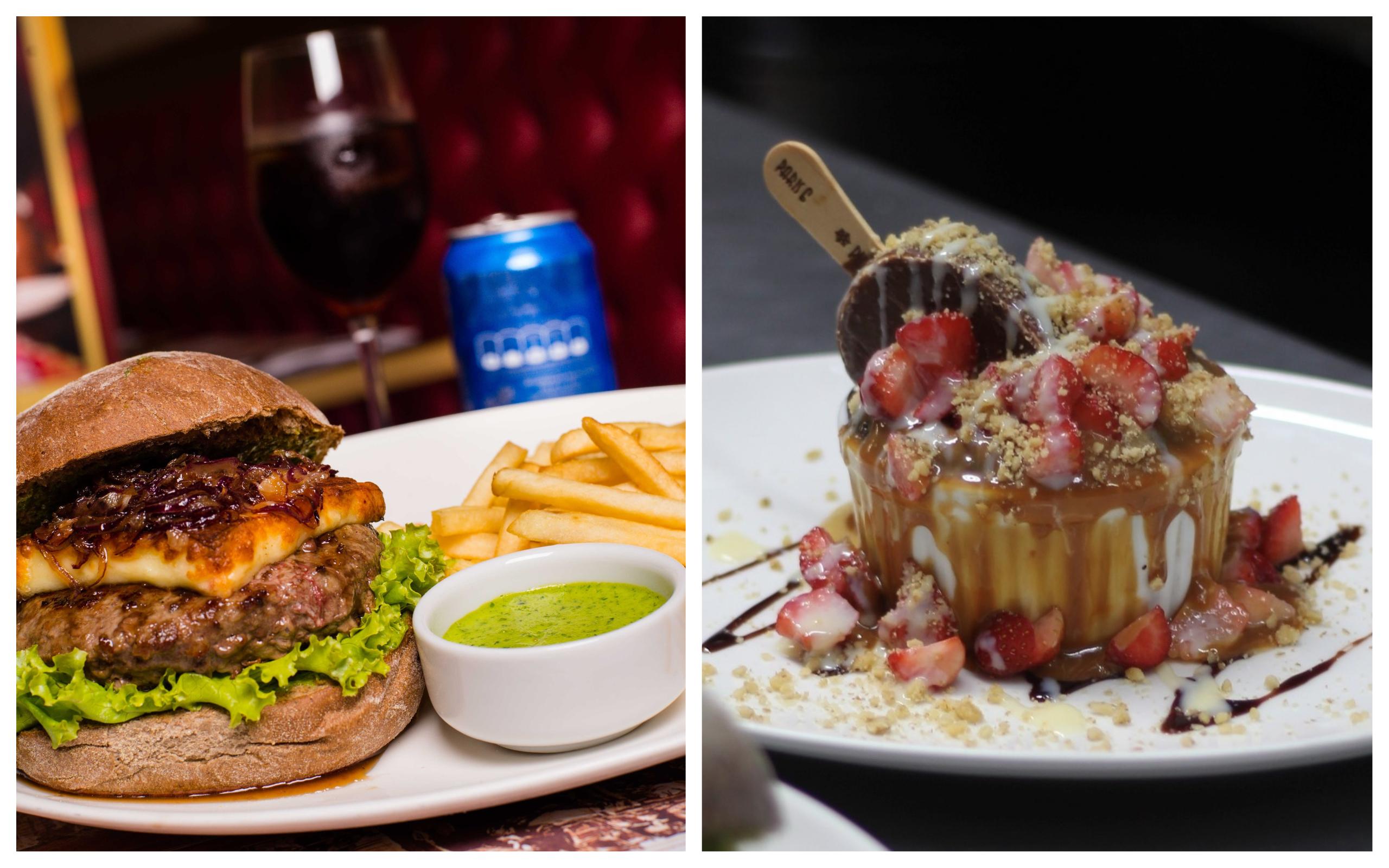 Paris 6 traz 'Semana do Hambúrguer' com sobremesa grátis