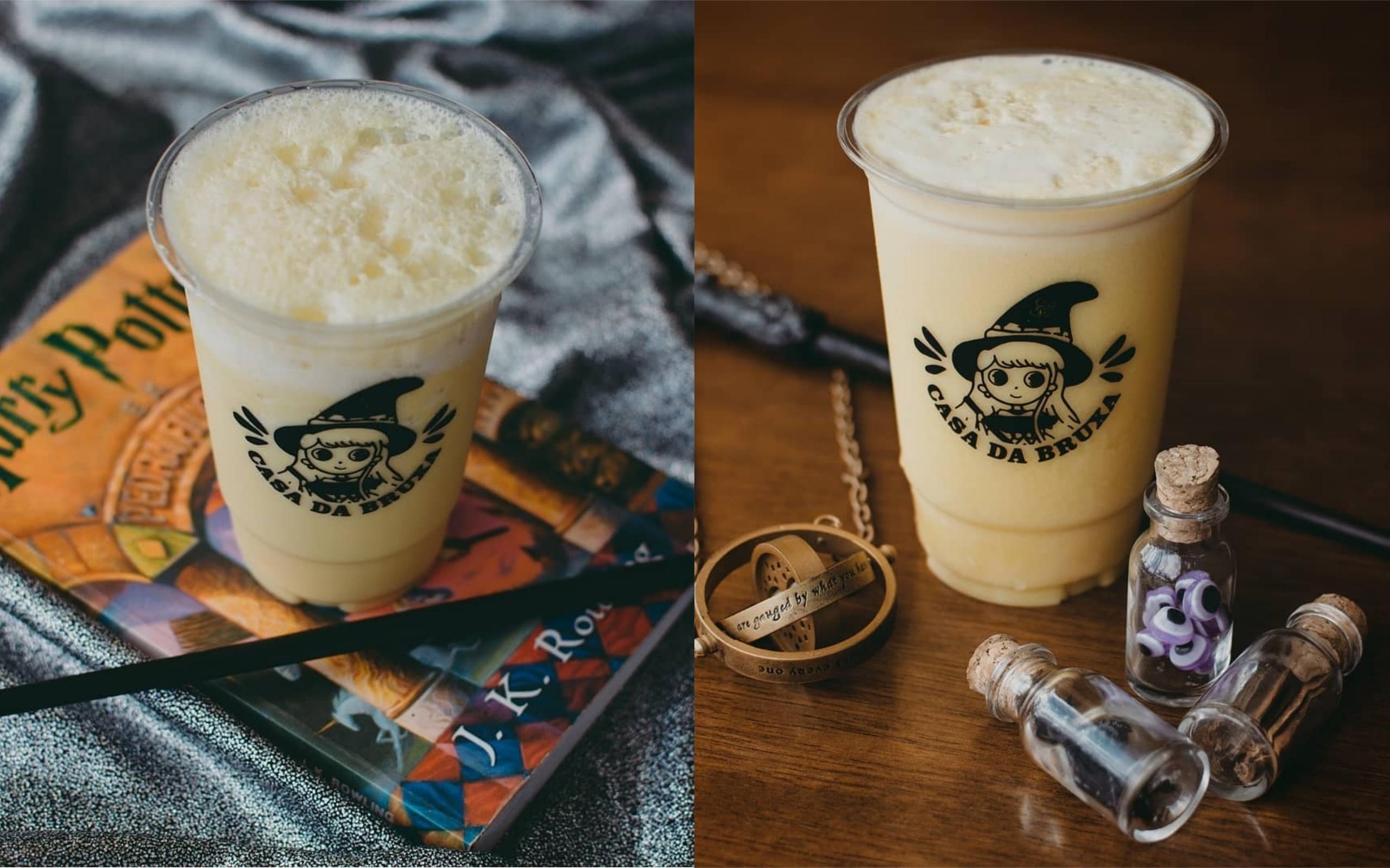 Cerveja amanteigada é lançada em Goiânia com presença do Harry Potter