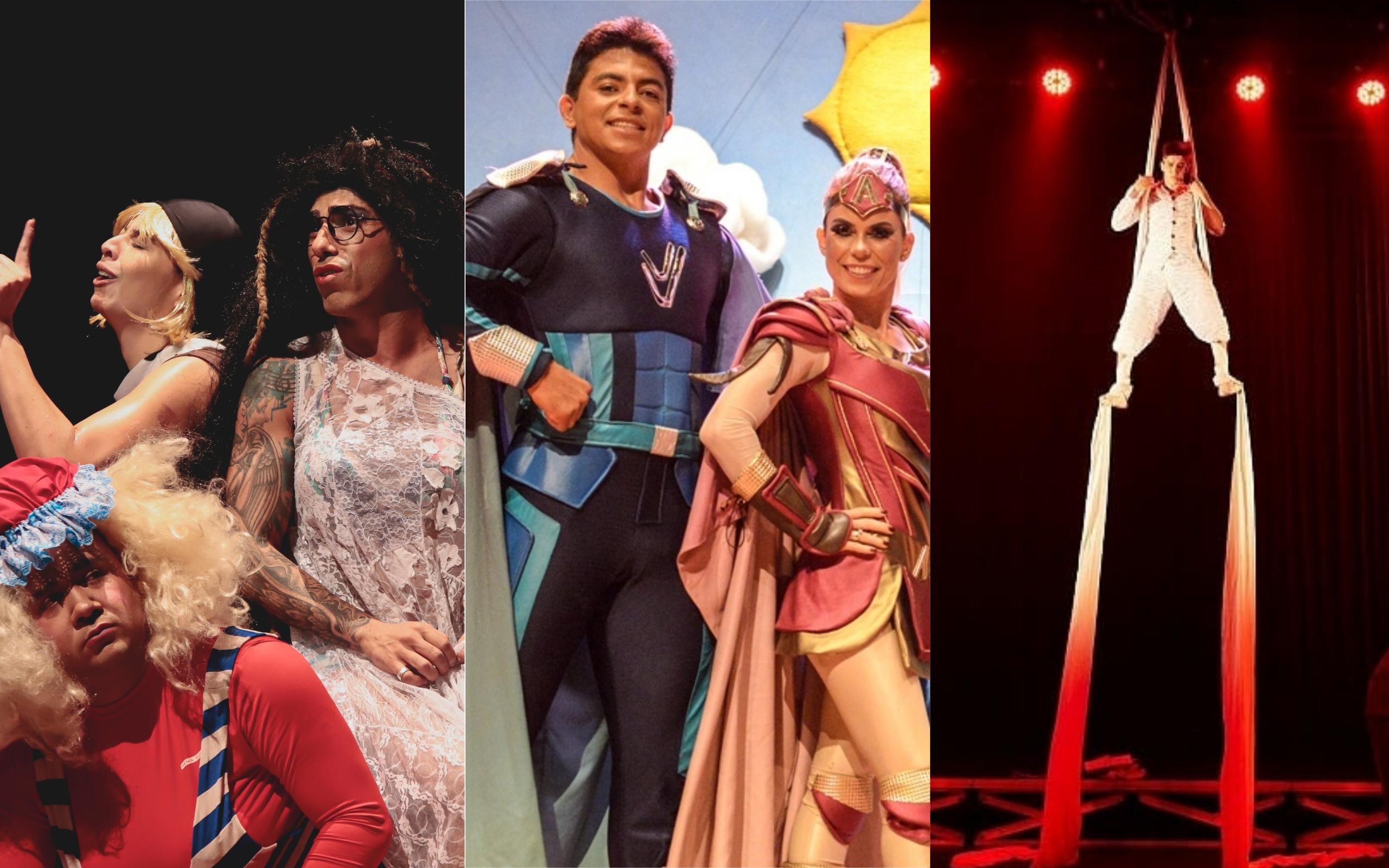 Confira a programação do Teatro Sesc Centro em maio