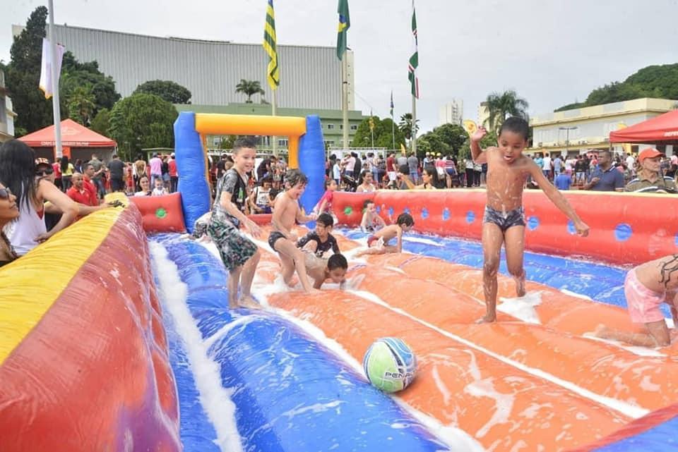 Muito esporte e lazer na 3ª edição do 'Viva a Praça Cívica'