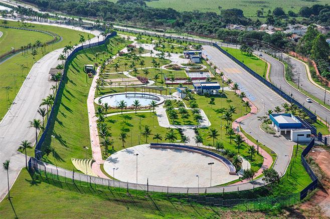 Parque Marcos Veiga Jardim terá programação especial na véspera do Dia das Mães