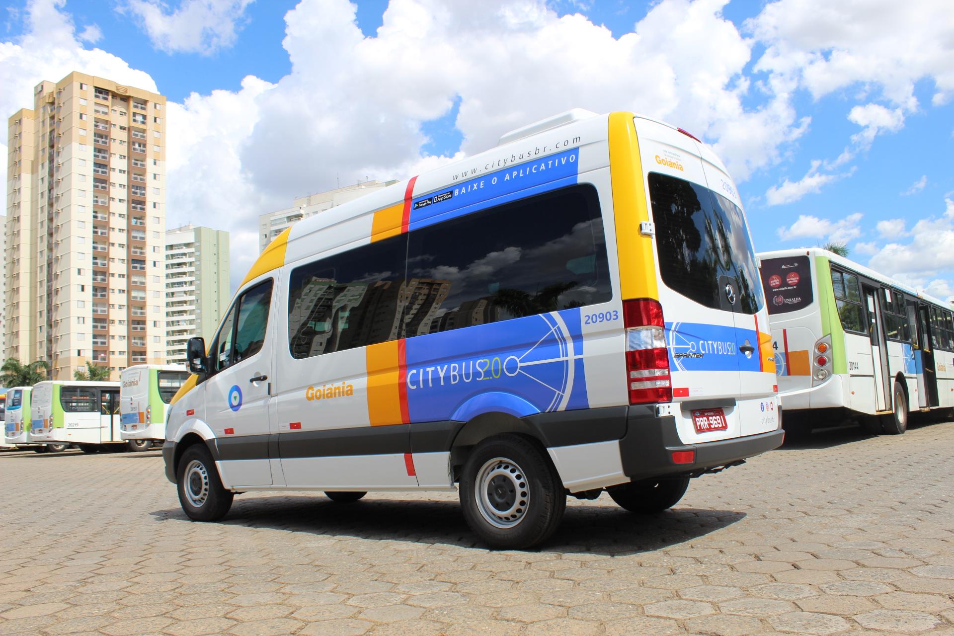 Citybus 2.0 amplia bônus concedido por indicação de novo usuário