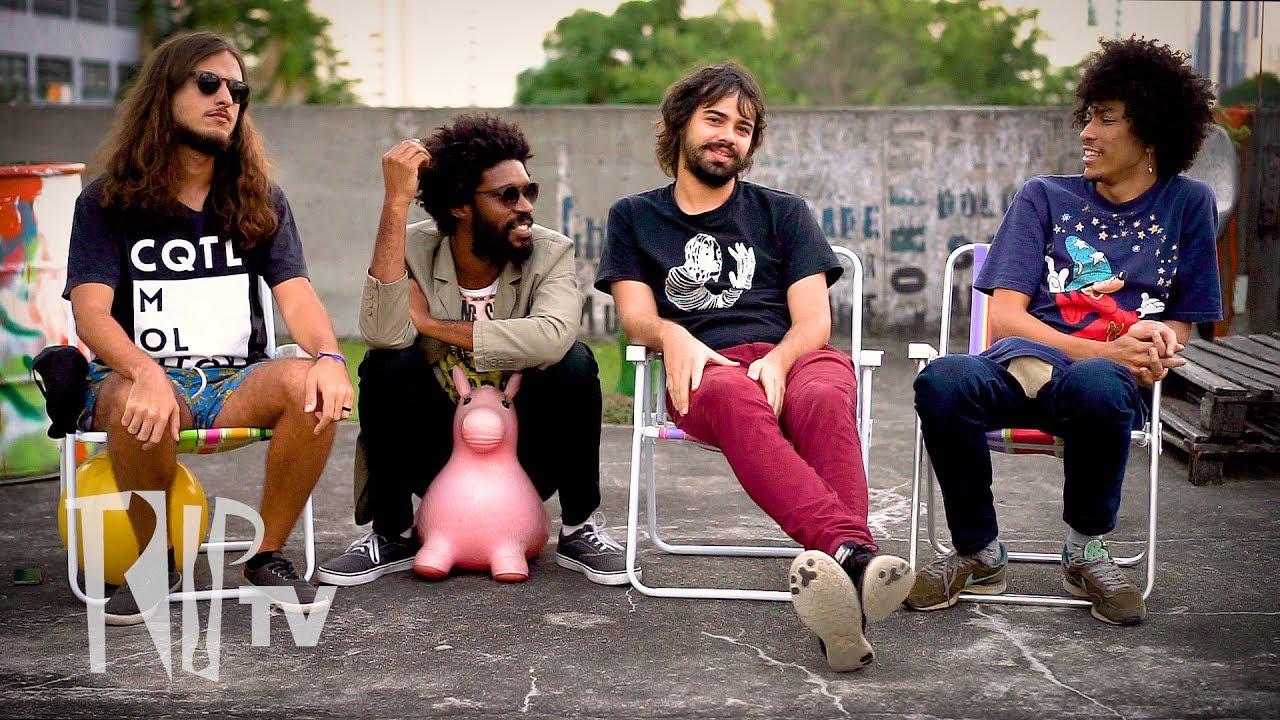 Teatro Goiânia recebe show da banda Boogarins nesta sexta-feira (10)