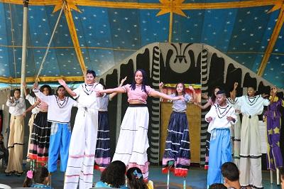 Projeto do Circo Lahetô com alunos de escolas municipais é selecionado pelo Criança Esperança