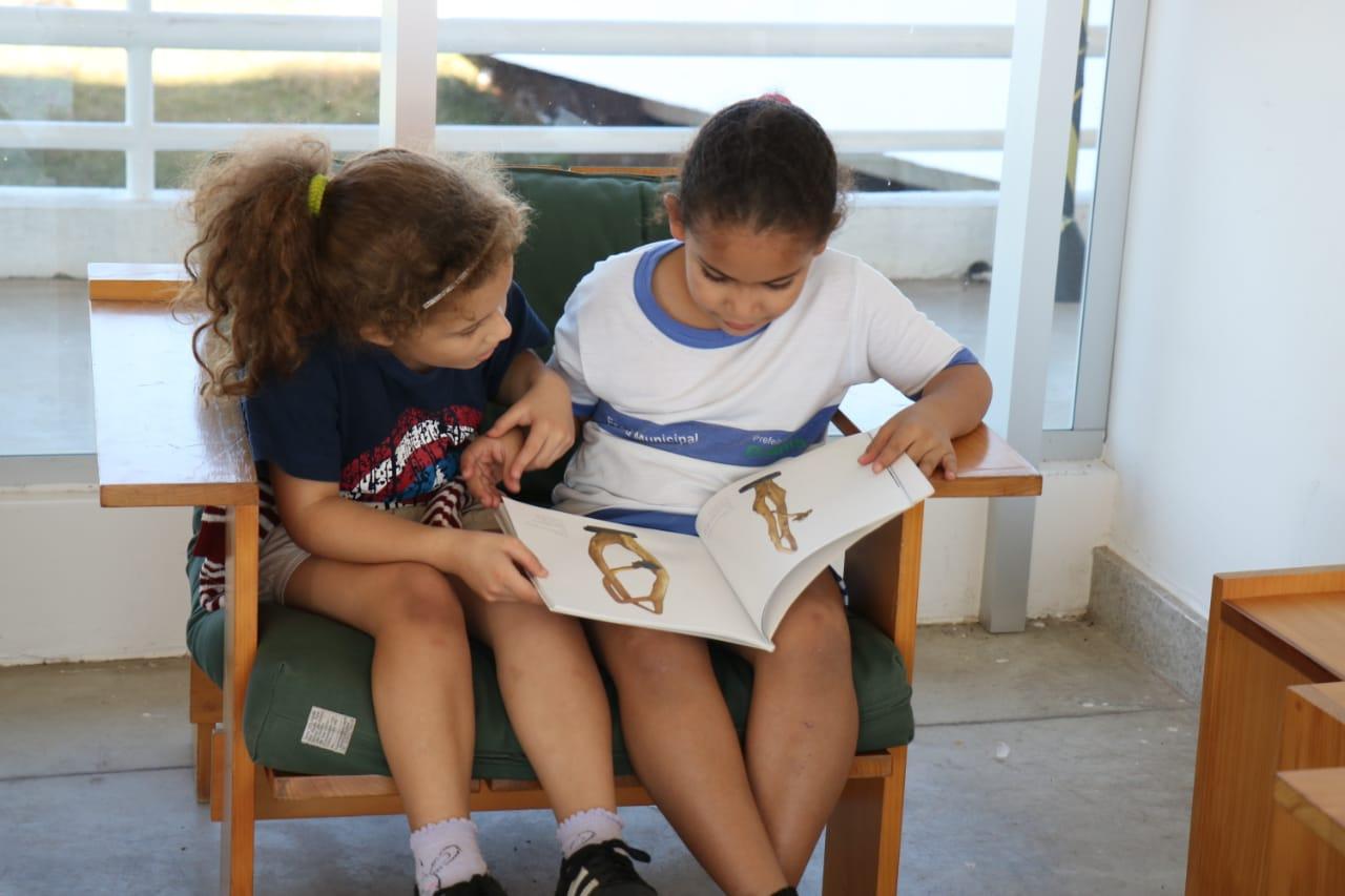 Governo de Goiás inaugura Biblioteca Infantil, a primeira do Centro Cultural Oscar Niemeyer