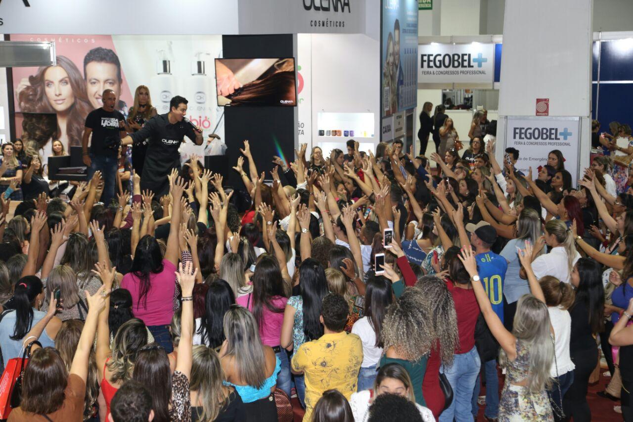 Goiânia recebe maior feira de beleza do Centro-Oeste