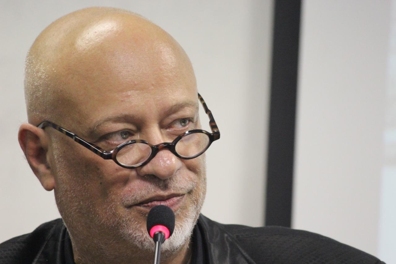 Filósofo Luiz Felipe Pondé ministra palestra na Vitrine do Conhecimento
