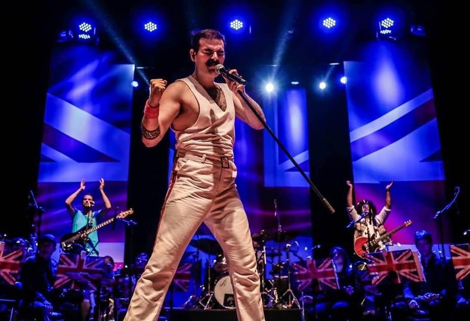 Teatro Rio Vermelho recebe espetáculo 'Queen Experience In Concert'