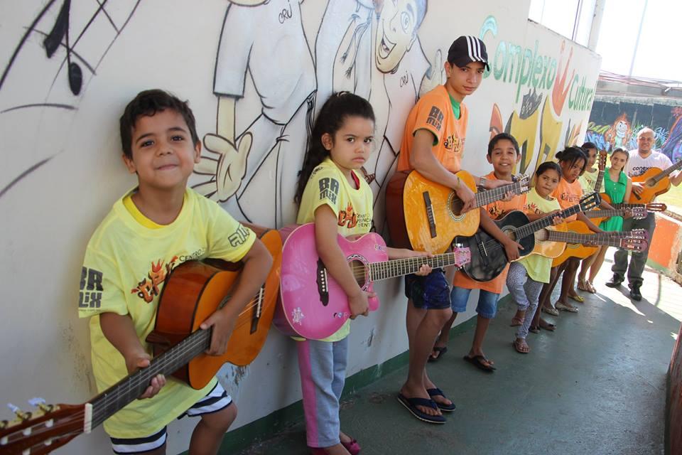 CRJ abre inscrições para oficinas culturais e cursos profissionalizantes gratuitos em Goiânia