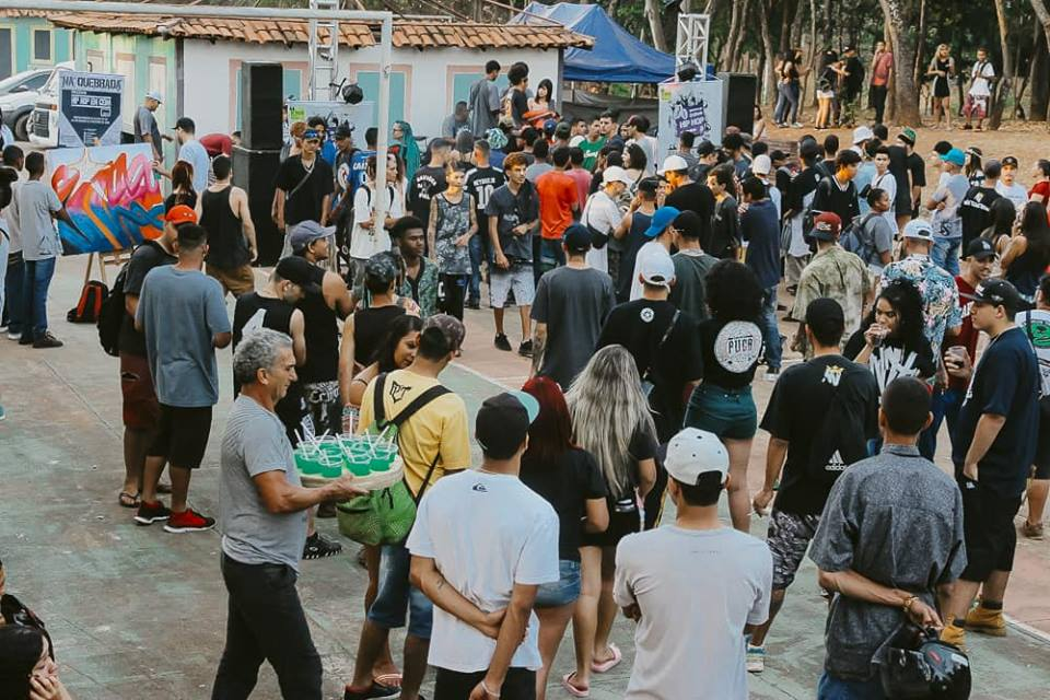 Semana da Cultura Hip Hop em Goiânia começa neste domingo (16)
