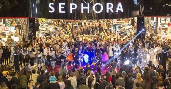 Sephora de Goiânia recebe evento de beleza e música até domingo (16)