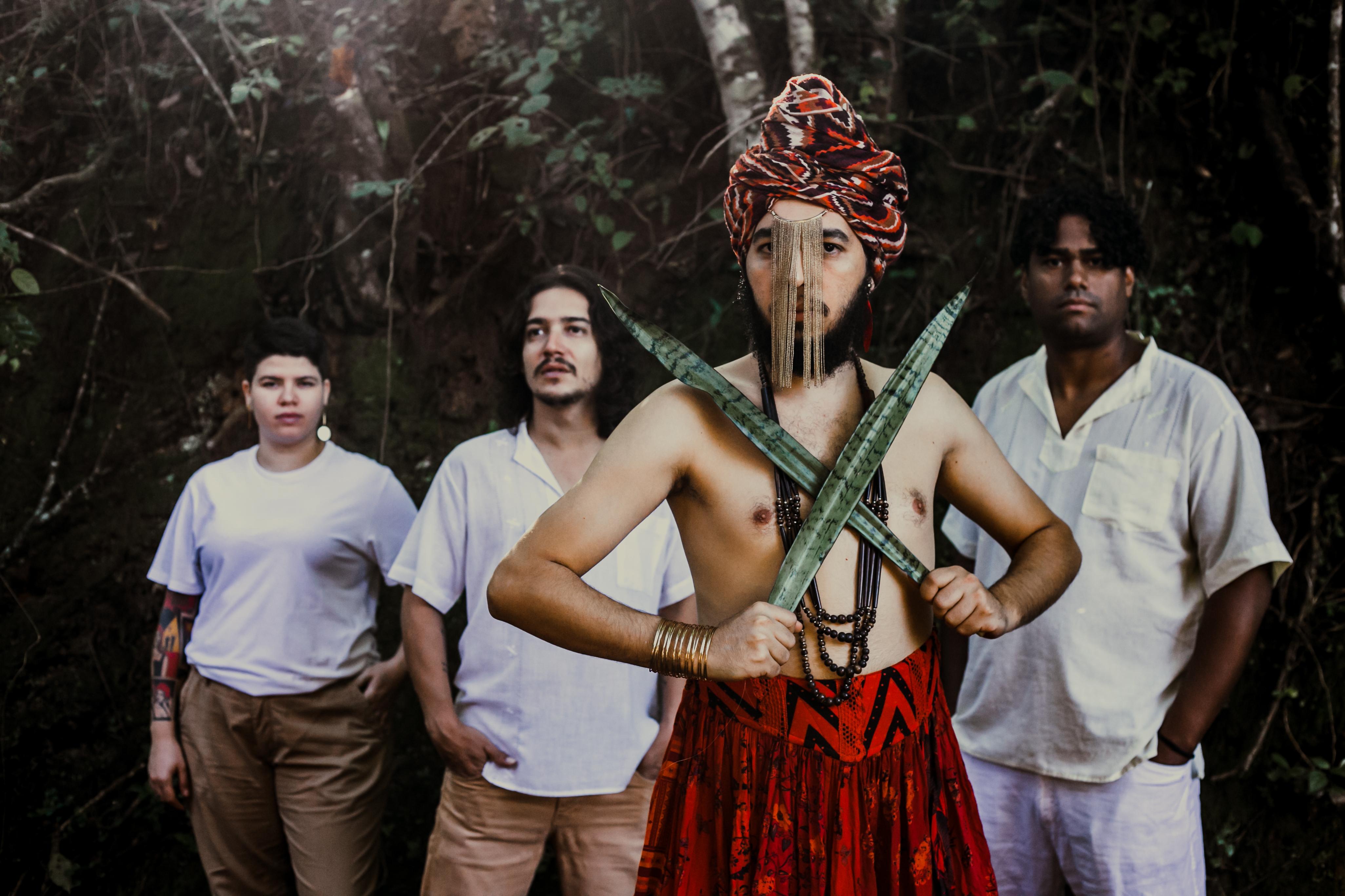 Cidade Rock entra no clima junino com fusão de rock com ritmos regionais, folclóricos e afro-brasileiros