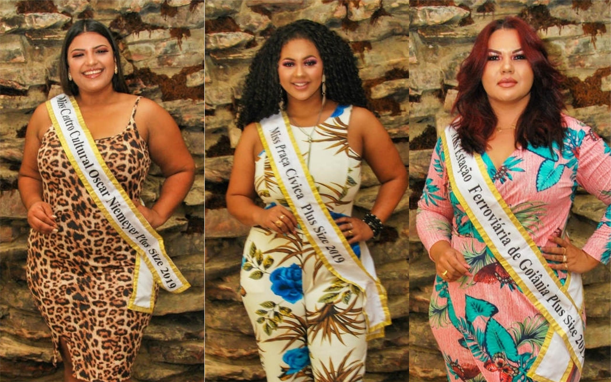 Concurso de Miss Plus Size acontece em Goiânia