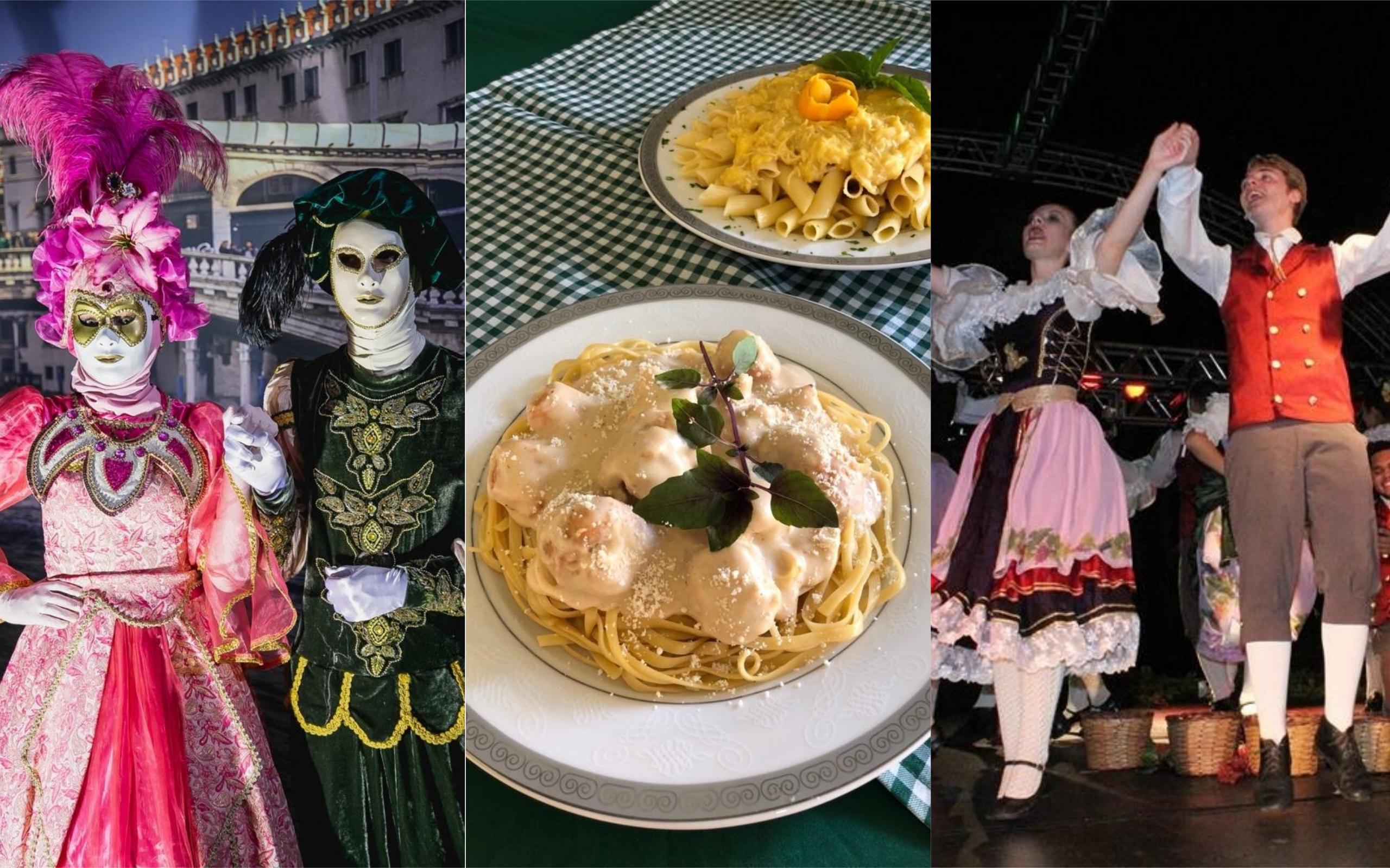 15º Festival Italiano de Nova Veneza começa nesta quinta-feira (06)